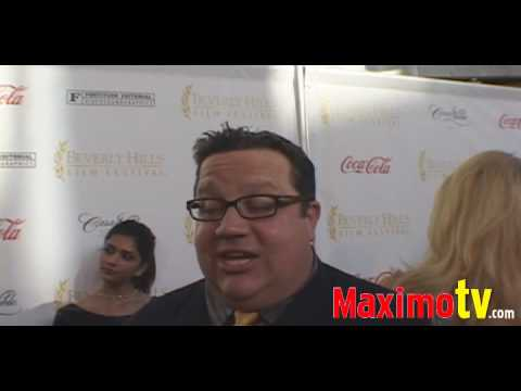 Peter Allen Vogt on Wanna Be Me at 2009 Beverly Hills Film Festival