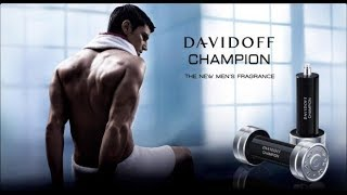 Davidoff Champion for men Fragrance Review (2010)