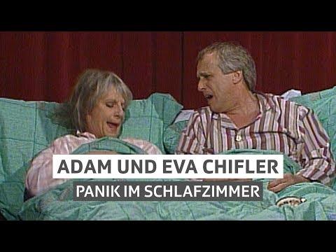 Adam und Eva Chifler – Panik im Schlafzimmer
