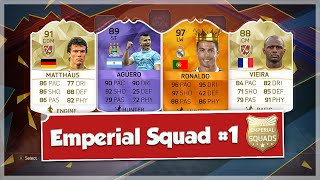 Fifa 16 Expensive 4 Million Coin Squad Builder #Emperial 1 Ultimate Team