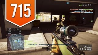 battlefield 4 ps4 road to max rank live multiplayer gameplay 715 he s got it