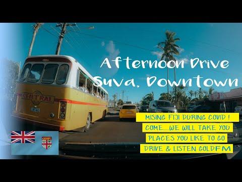 FIJI | DRIVE & LISTEN - DOWNTOWN SUVA | 2021