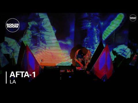 Afta-1 Boiler Room LA Live Set
