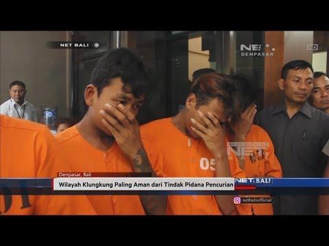 NET. BALI - OPERASI SIKAT 2017 KLUNGKUNG PALING RENDAH TINDAK PIDANA PENCURIAN Mp3
