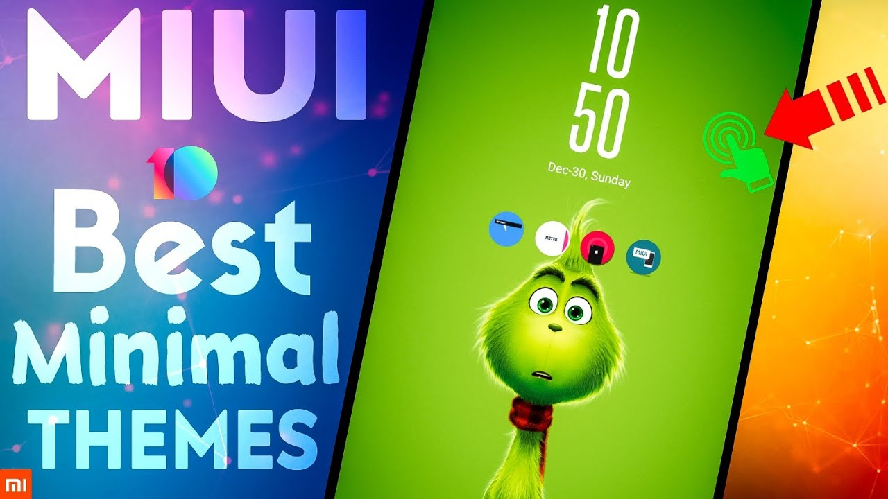Best Themes For MIUI 10 ! Unlock Every Features (NO ROOT) Change Whatsaap  Colors ! Material Design by RjSurajTech