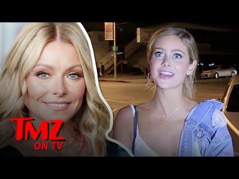 'Bachelor' Finalist Hannah G Claps Back at Kelly Ripa! | TMZ TV