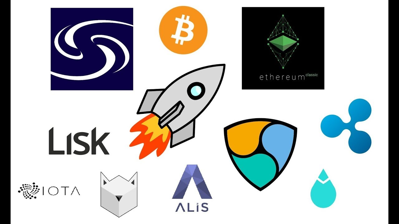 upcoming cryptocurrency to invest in