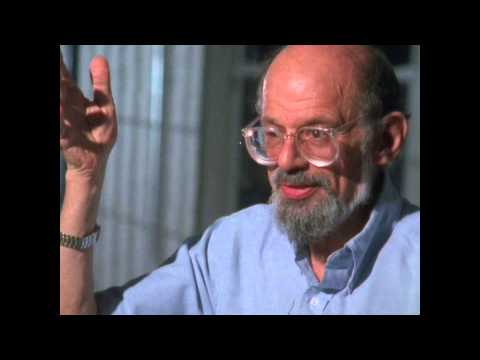 Allen Ginsberg on Poetry - No Direction Home: Bob Dylan