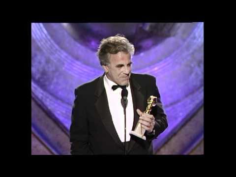 Maximilian Schell Wins Best Supporting Actor TV Series  Golden Globes 1993