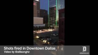 DALLAS POLICE Tribute Video Courageous
