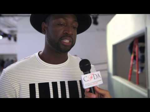Dwyane Wade Interview