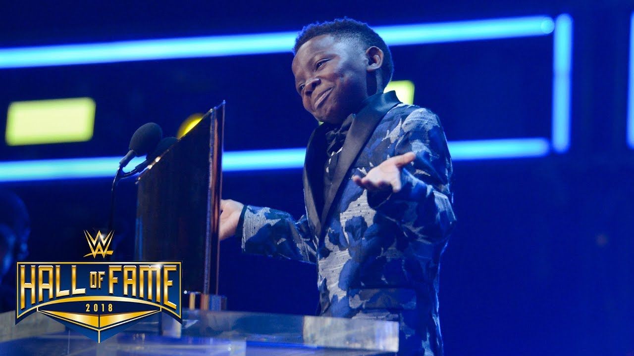 Image result for wwe hall of fame 2018 jarrius
