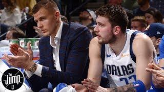 Rachel Nichols, Brian Windhorst and Paul Pierce of The Jump discuss the Dallas Mavericks' 39-point loss vs. the Brooklyn Nets. Paul Pierce doesn't know if the ...