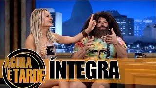 Agora é Tarde - 05/03/2015 - 03/2015 - Mendigo e Mendigata