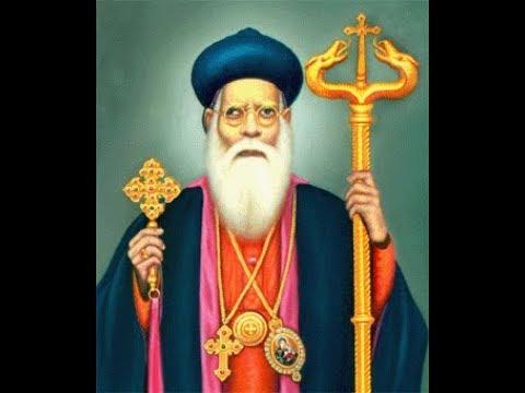 St. Dionysius Memorial Speech / Dr. Alexander Jacob IPS at Mar Elia Cathedral, Kottayam