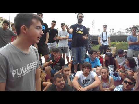 DOBLEM VS VARO Octavos SUB 18 Fullrap Valencia