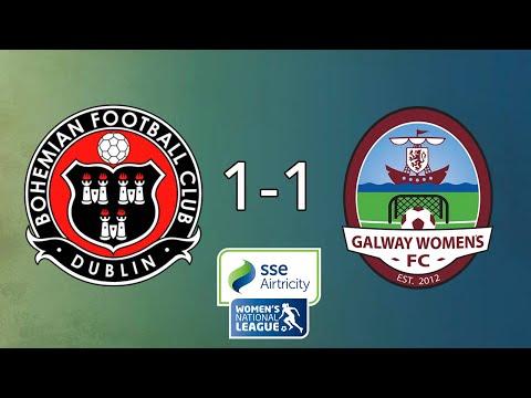 WNL GOALS GW11: Bohemians 1-1 Galway WFC