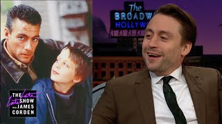 9-Year-Old Kieran Culkin Shared the Screen w/ JCVD