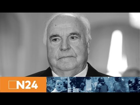Trauerakt für Altkanzler: So verabschiedet sich Europa von Helmut Kohl in Straßburg