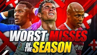 WORST MISSES OF THE YEAR!