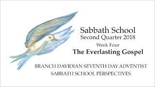 sabbath school quarterly 2018