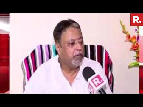 Mukul Roy's First Interview After Resignation | Exclusive
