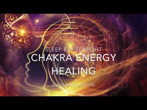 Chakra Sleep Guided Meditation, Ideal for Beginners (Vortex Meditation) Heal and Balance Chakras