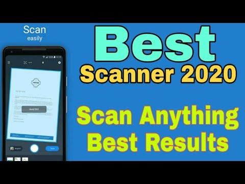 Great Scanner Mobile App 2020 Unbelievable Results