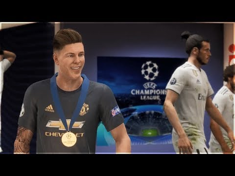 What Happens if Danny Williams WINS the Champions League? FIFA 19 The Journey