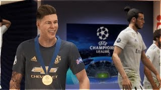 What Happens if Danny Williams WINS the Champions League FIFA 19 The Journey