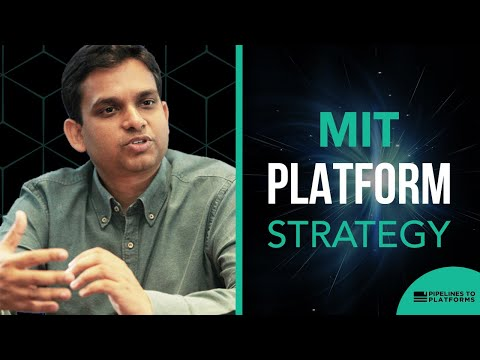 Sangeet Paul Choudary - Keynote speech at the MIT Platform S