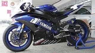 Yamaha R6 Superbike Sound!