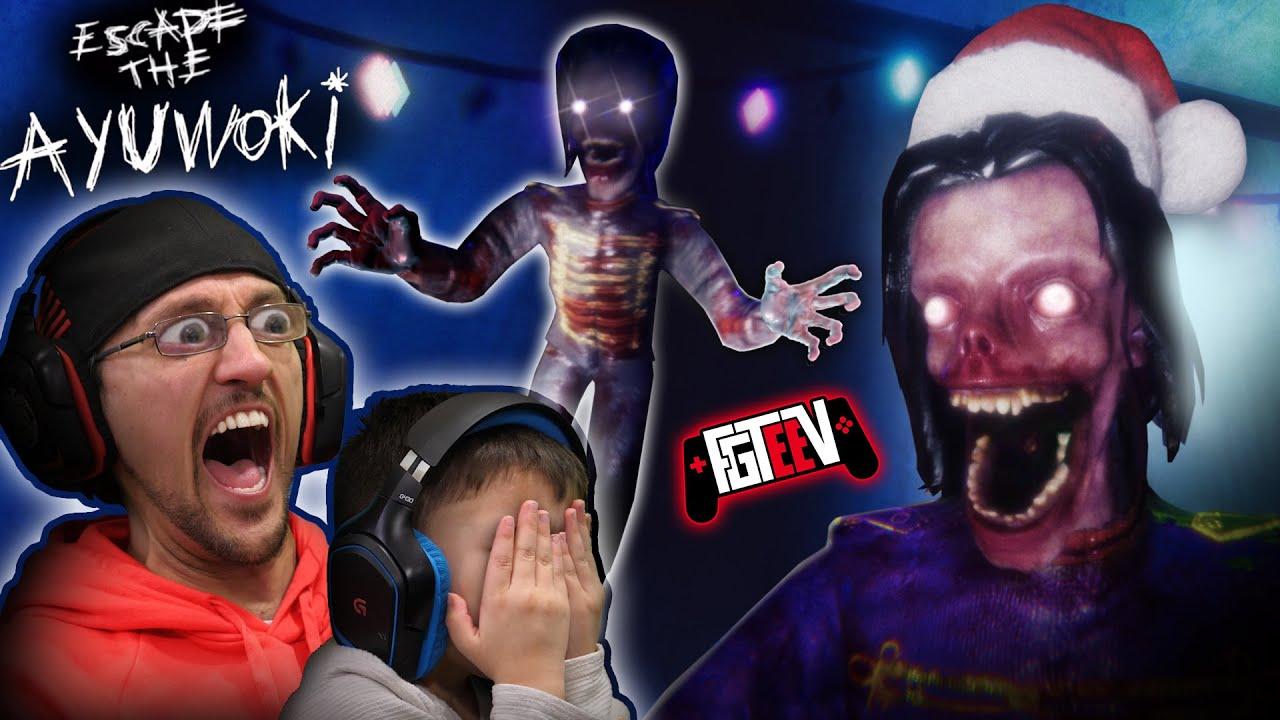 Download AYUWOKI MICHAEL JACKSON? Ahh, he's ALIVE Again! Kinda (FGTeeV Escape Game)