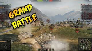 Grand Battle Nebelburg with the M48A1
