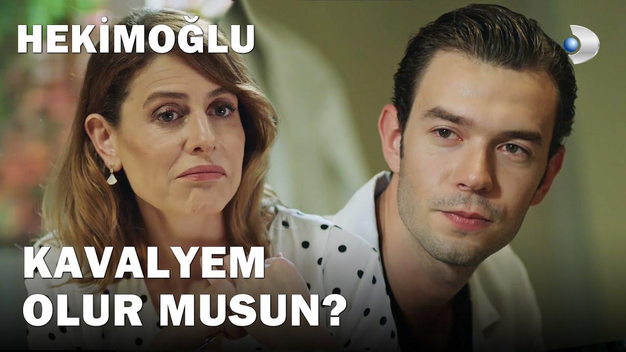 İpek, Emre'yi Baloya Davet Etti | Hekimoğlu 21.Bölüm