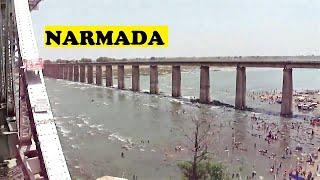 WAP4 Kushinagar Narmada River Hoshangabad