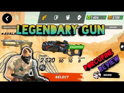 Guns Of Boom : OMG I Got The Legendary Gun || Amazing....!!!