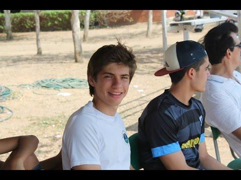 Santiago Hoyos Soccer Recruiting Video
