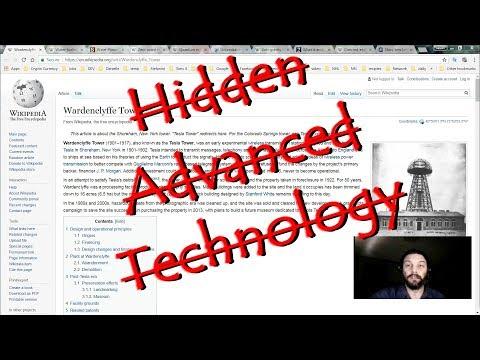 Hidden Advanced Technology