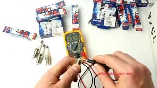 Свічки запалювання DENSO Twin Tip (TT) W20TT, K20TT, Q20TT: розпакування та огляд