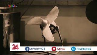 Quạt con cóc điện cơ Thống Nhất - Những Vòng Quay Dần Tắt - Tin Tức VTV24