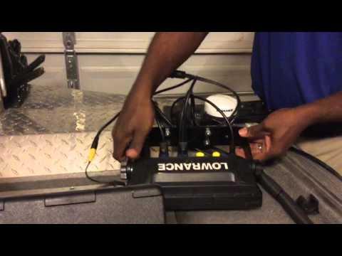 Aqua-Vu 760C Post Install