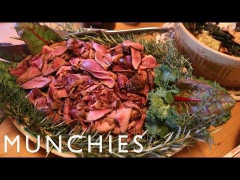 The MUNCHIES Guide to Washington: Island Gourmet