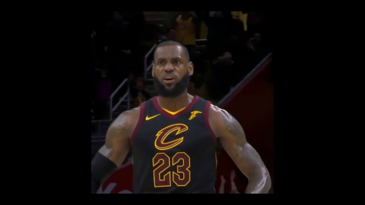 """House Of Highlights - I run this motherf—ker"""" - LeBron after winning it for the Cavs"""