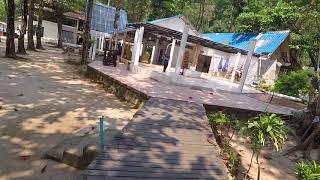 Siam Beach Resort - Koh Chang - обзор территории