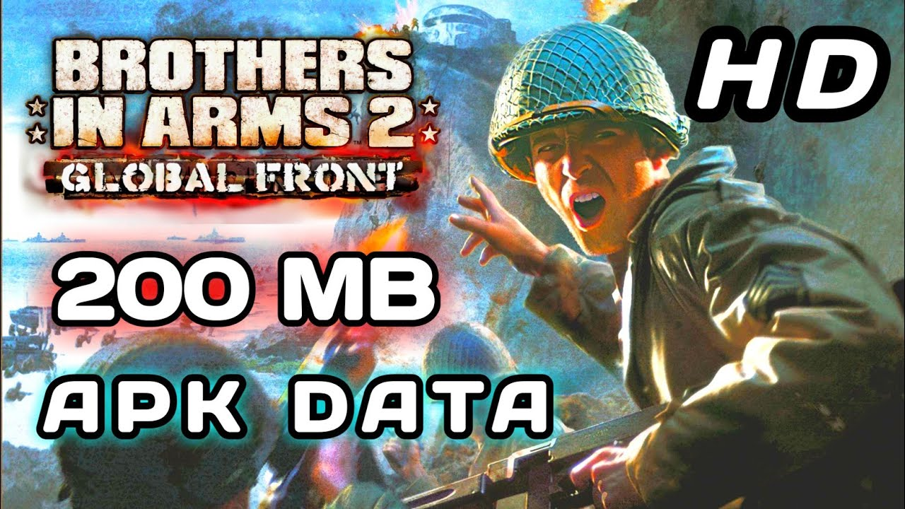 brothers in arms 2 apk mali