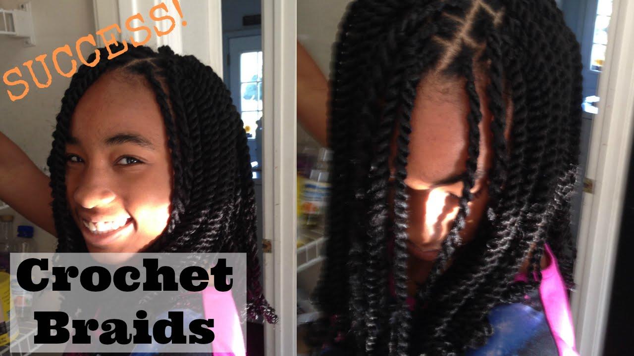 Crochet Braid Success Find The Right Braid Pattern To Reduce Bulk
