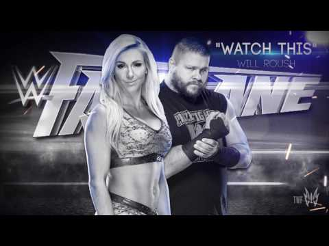 WWE Fast Lane Official Theme Song