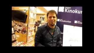 Kino Book Event Series@NY: George O