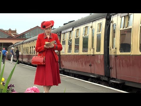 Oh! What A Lovely War Weekend - The Severn Valley Railway 1940s Weekends 2019